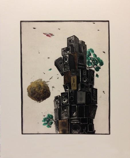 Greene: Cabinets of Wonder: Print: 2014