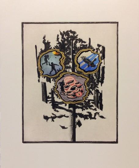 Greene: Talking Tree: Print: 2014