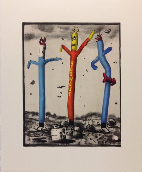 Greene: Trinitas: Print: 2014