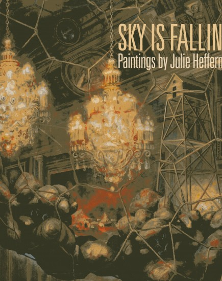 Julie Heffernan: Sky is Falling