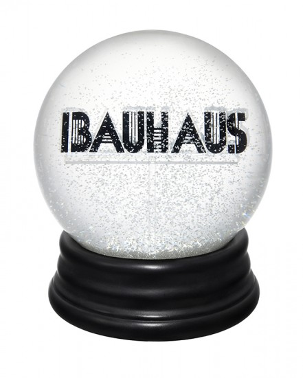 LigoranoReese: Bauhaus  Snowglobes: 2015