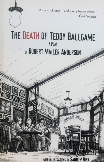 Robert Mailer Anderson: The Death of Teddy Ballgame