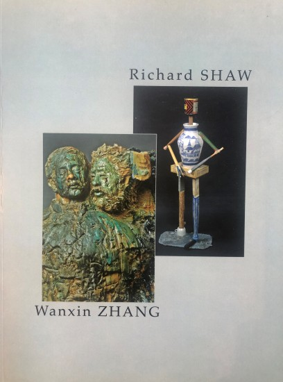 Zhang: Richard Shaw and Wanxin Zhang: Cultural Conversations in Clay